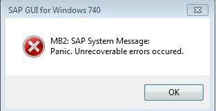 Gefunden im SAP-Code