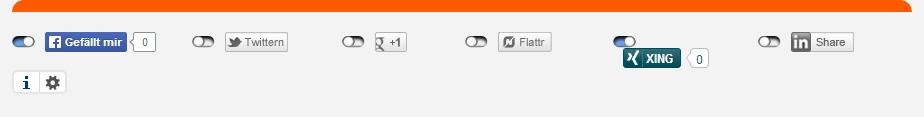2-Click Social Buttons [Plugin]