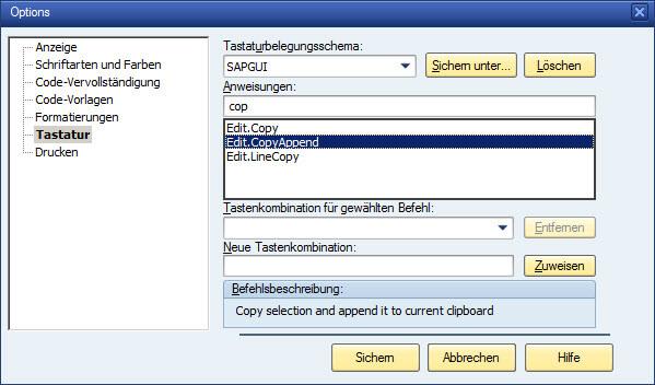 SAP und der Rechtsklick