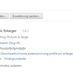 Xing Profile Pic Enlarger [chrome extension]