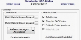 SimDia² als Alternative zur Programmierung?